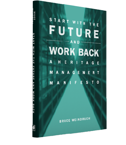 Start With the Future and Work Back